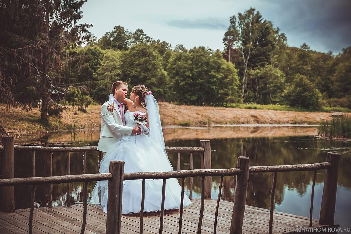 Свадебный фотограф в Твери