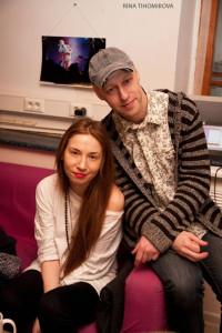 Катя Павлова и Роман Сысоев