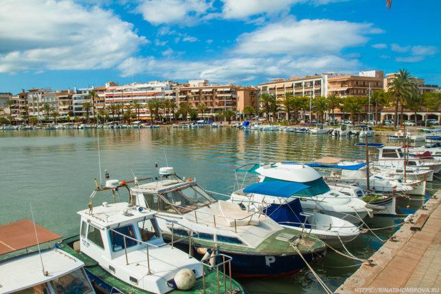 Порт на Мальорке